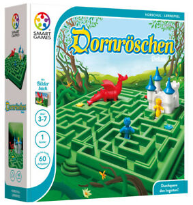 Smart-Games-Sleeping-Beauty-Deluxe-1-Players-from-3-Years-SG025-Child-039-s-Play