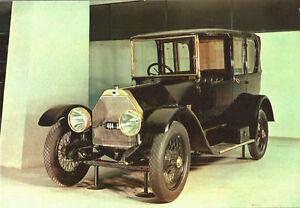 CARTOLINA-LANCIA-THETA-1914-AUTO-D-039-EPOCA-1970