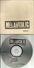 MASSIVE ATTACK Melankolic CRAIG ARMSTRONG UNRELEASED TRK PROMO CD 1998 USA