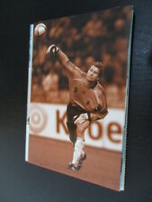 65020 Jens Lehmann DFB Arsenal London BVB unsignierte Autogrammkarte Werbekarte