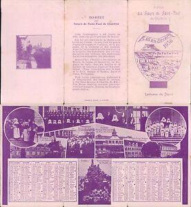 Calendario 1936.Dettagli Su R Rissimo Calendario 1936 Santino Istituto Des Soeurs De Saint Paul N 2348