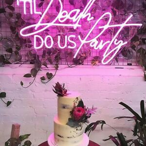 Details About Wedding Event Commercial Home Deco Neon Sign Customization And Rental