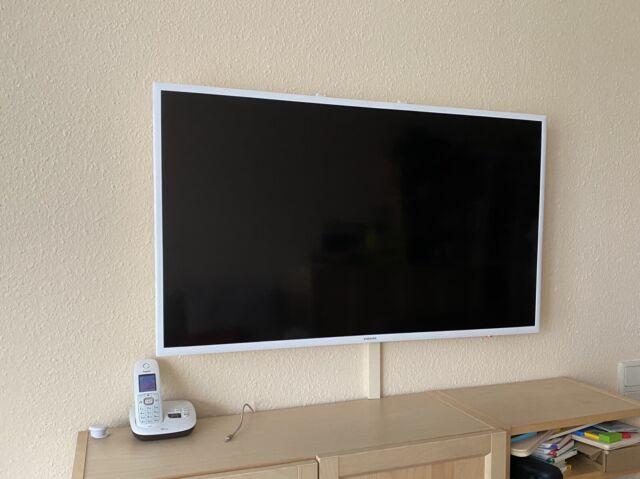 40 Zoll Fernseher Weiß