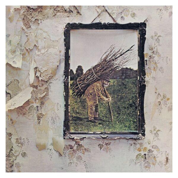 Led Zeppelin Iv Lp By Led Zeppelin Vinyl Oct 2014
