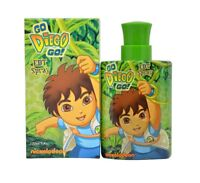 Go Diego Go Nickelodeon For Boys 3.4 Oz Edt Spray In Box
