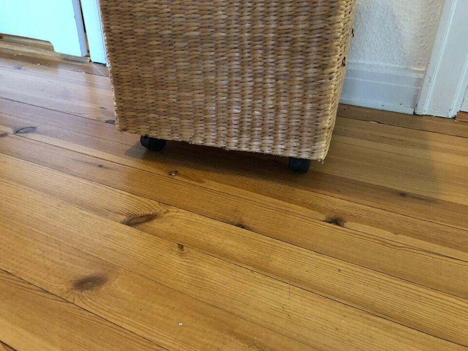 Opbevarings kasse , Bambus flet
