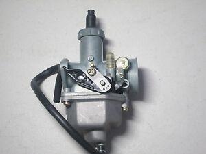 Details about PZ 26 Carburetor Manual choke (26mm) 125cc -150cc motor *PZ-26
