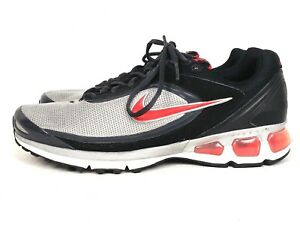 18cb614c53c6 Nike Air Max Turbulence 13 Mens Shoe Size 11.5 Athletic Sneaker Red ...