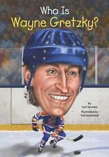 Who Was?: Who Is Wayne Gretzky? by Gail Herman, Tomie dePaola and Who HQ (2015, Paperback)