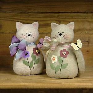 Country-Side-Crafts-PATTERN-Here-Kitty-Kitty-Primitive-Homspun-Felt-Pattern