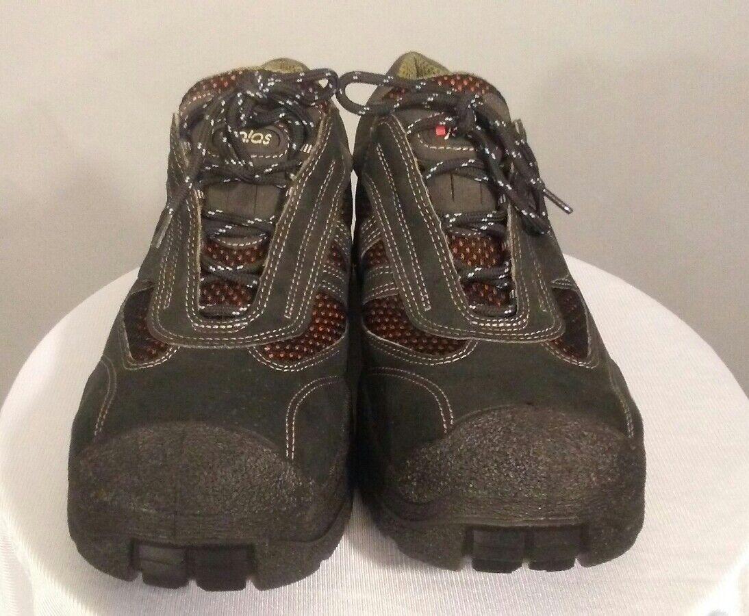 Ejendals Jalas 6468 Eko S3  ESD Safety scarpe - nero rosso verde Dimensione 43 Eu 9.5 US
