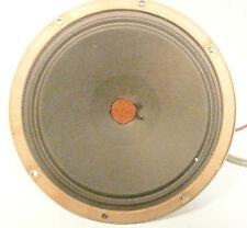 "vintage* MARCONI of CANADA  RADIO part: BATTERY / FARM RADIO Working 8"" SPEAKER"