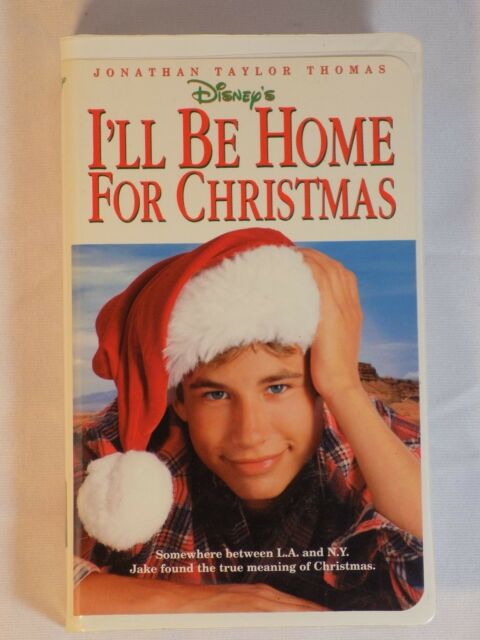 Ill Be Home For Christmas Vhs.Ill Be Home For Christmas Vhs 1999
