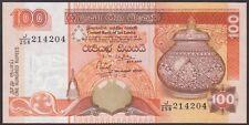 TWN - SRI LANKA 118a - 100 Rupees 12/12/2001 UNC