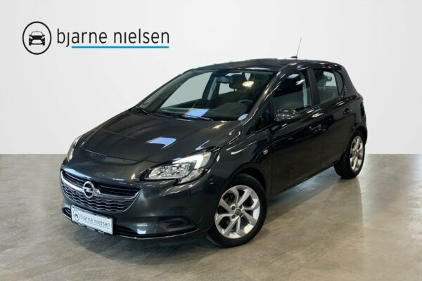Opel Corsa 1,4 16V Enjoy billede 0