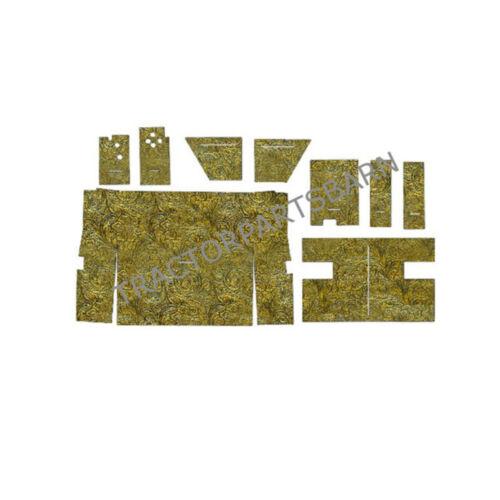 IH FARMALL NEW CAB FOAM KIT WESTERN DESIGN HYDRO 186 886 986 1086 1486 1586