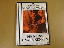 DVD / DIE KEINE GNADE KENNEN / RAID ON ENTEBBE ( CHARLES BRONSON, H. BUCHNOLZ )
