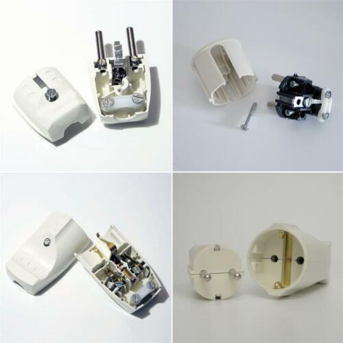 coupler power connect connector plug 240V connectors different Types