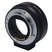 Us Meike Mount Adapter Tube For Canon Ef Series Lens To Be Used With Ef-m Lens