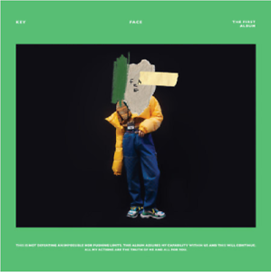 K-POP-SHINee-Key-1st-Album-034-FACE-034-1-Photobook-1-CD-FREE-TRACKING