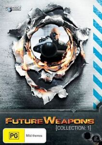 Future-Weapons-Season-1-DVD-3-Disc-NEW-Action-War-Crime-Documentary