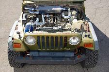 Jeep Wrangler 00-06 TJ OFFROAD TURBO KIT NEW MAKE 40% MORE POWER DIRECT BOLT ON
