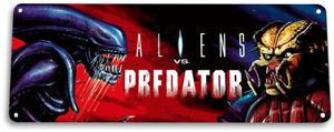 Alien-vs-Predator-Classic-Arcade-Marquee-Game-Room-Wall-Art-Decor-Metal-Tin-Sign