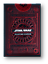 Star-Wars-Playing-Cards-red-poker-juego-de-naipes-cardistry miniatura 1