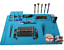 Magnetic-Heat-Insulation-Silicone-Pad-Mat-Platform-Soldering-Repair-17-7x11-8-in thumbnail 1