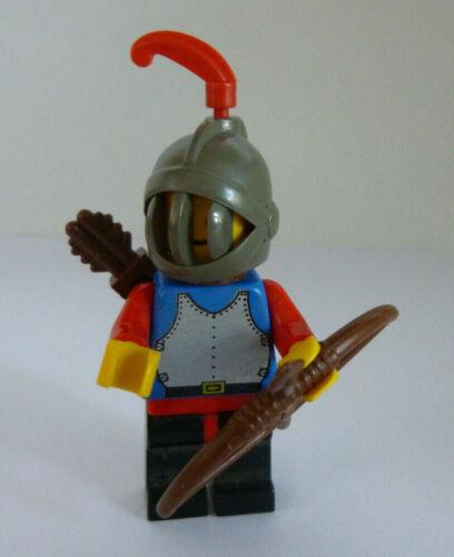 1 x LEGO® City,Minifigur,Soldat,Ritter,Krieger und Zubehör wie auf dem Foto.013