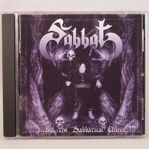 SABBAT-and-the-Sabbatical-Queen-CD-2004-R-I-P-Records-NEW