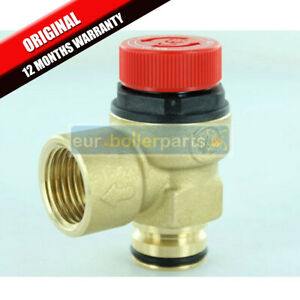 GENUINE /& NEW C27 Alpha C23 CB24 /& CB24X Pressure Relieve Valve PRV 1.011126