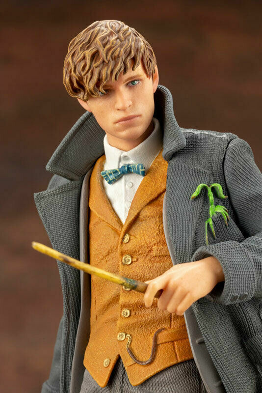 ARTFX+ Fantastic Beasts Crimes of Grindelwald Newt Scamander 1 10 Kotobukiya NEW