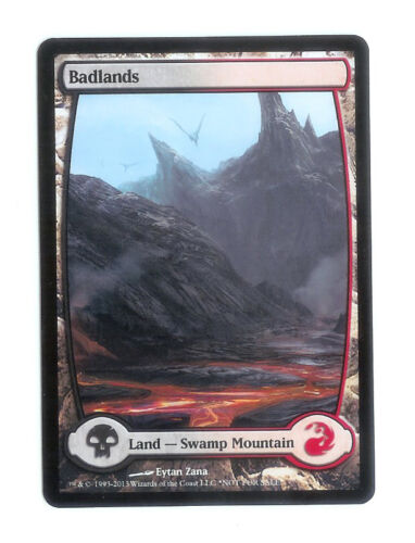 BFZ Edition Dual Land Playing Cards