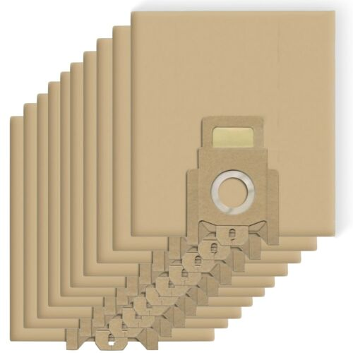 10 Papier Staubsaugerbeutel Ersatz für Miele Parkett /& Co 500