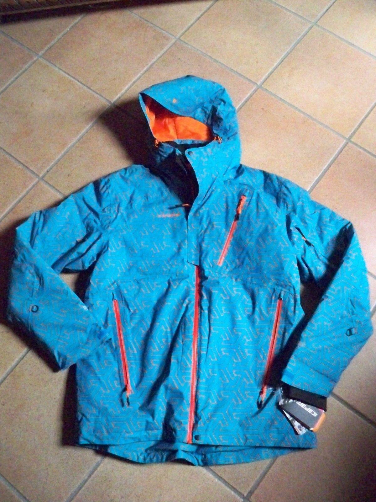 GIACCA NEVE SNOW ICEPEAK SHAMUS TG.54