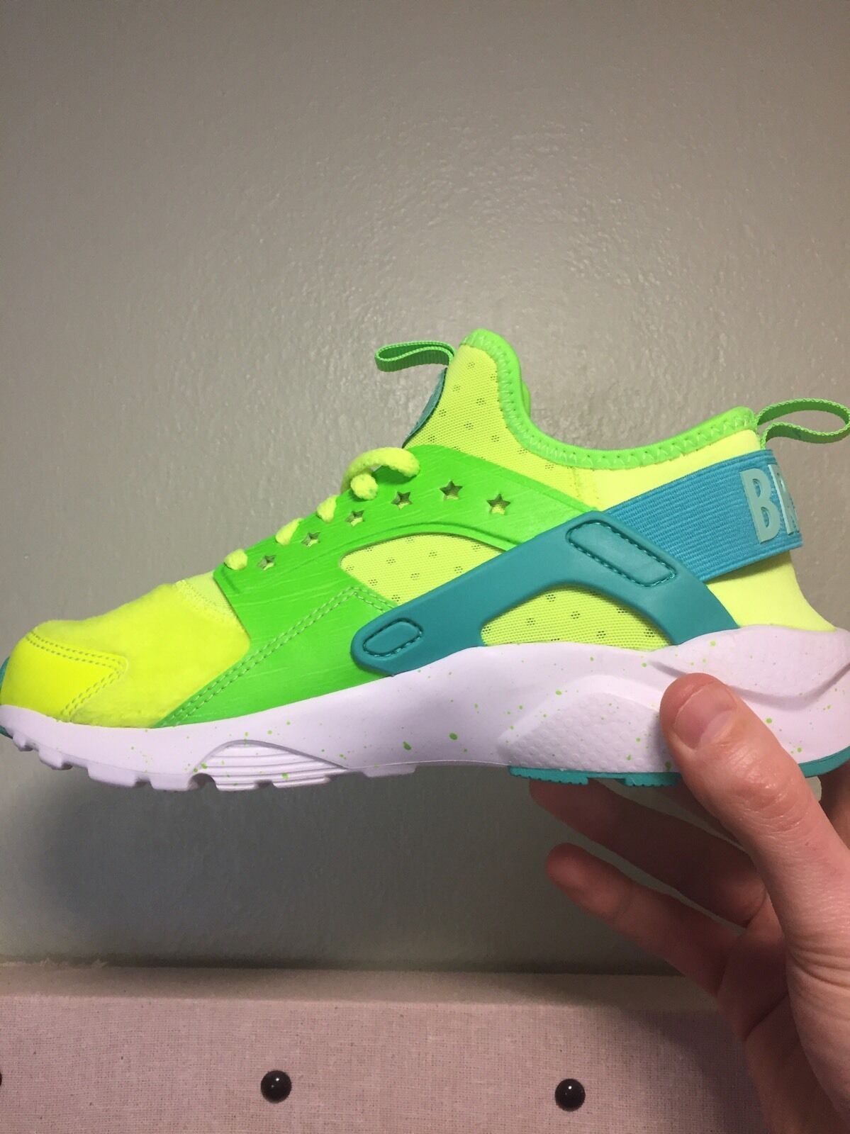 Women's Nike Air Huarache Run Ultra DB Size 5 (898634 700)