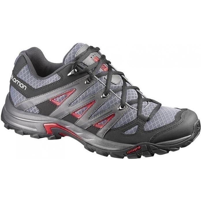 Salomon Eskape Aero Contagrip Schuhes Schuhe Outdoorschuhe Trail Hiking Herren Schuhes Contagrip NEU d5fdad
