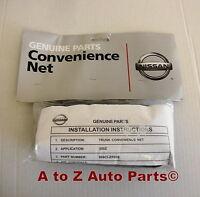 2003-2008 Nissan 350z Cargo Net Without Trunk Hooks,