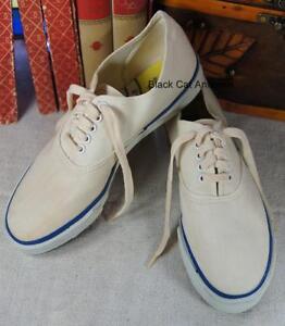 Image is loading Original-Genuine-Vintage-Keds-Boating-Runners-Sneakers -Girls- b850009cf67