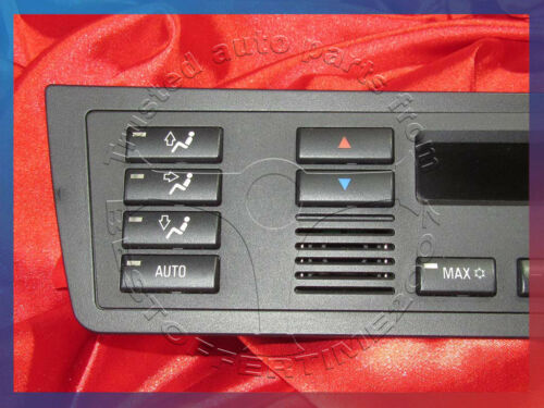BMW E53 X5/'es AIR CONDITIONING HEATER CLIMATE CONTROL MAX BUTTON 12 pins 6916646