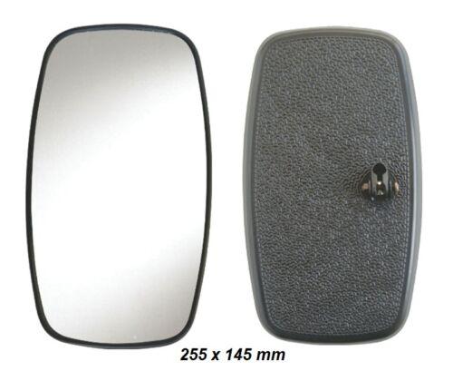 Außenspiegel Spiegel für Deutz DX 3.10V und DX 3.10VC 255x145mm ø10 mm Halterung