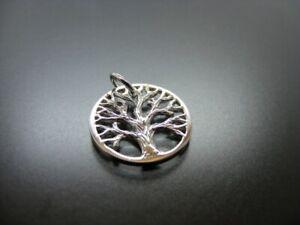 Keltischer-Lebensbaum-Anhaenger-925er-Silber-Symbol-Schmuck-NEU
