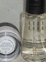Bobbi Brown Hydrating Eye Cream 0.23oz/7ml + 1oz/30ml Soothing Oil, Trail Sz