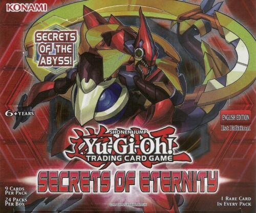 Unl Infernoid Seitsemas SECE-EN017 Yu-Gi-Oh Card Single//Playset New