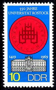 1519-postfrisch-DDR-Briefmarke-Stamp-East-Germany-GDR-Year-Jahrgang-1969
