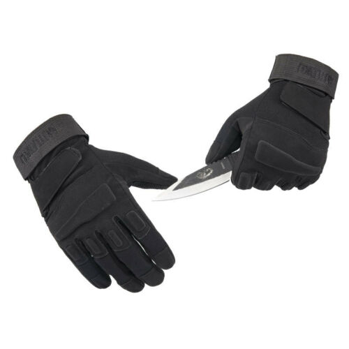 Tactical Paintball Airsoft Gloves Mens Military Army Combat Protective Mittens