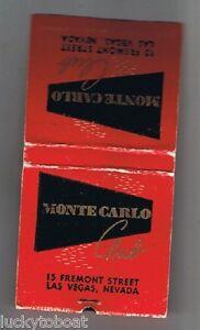 Monte casino clubs