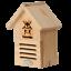 Indexbild 1 - Marienkäferhaus aus Holz mit Silhouette, Insektenhotel, Insektenhaus