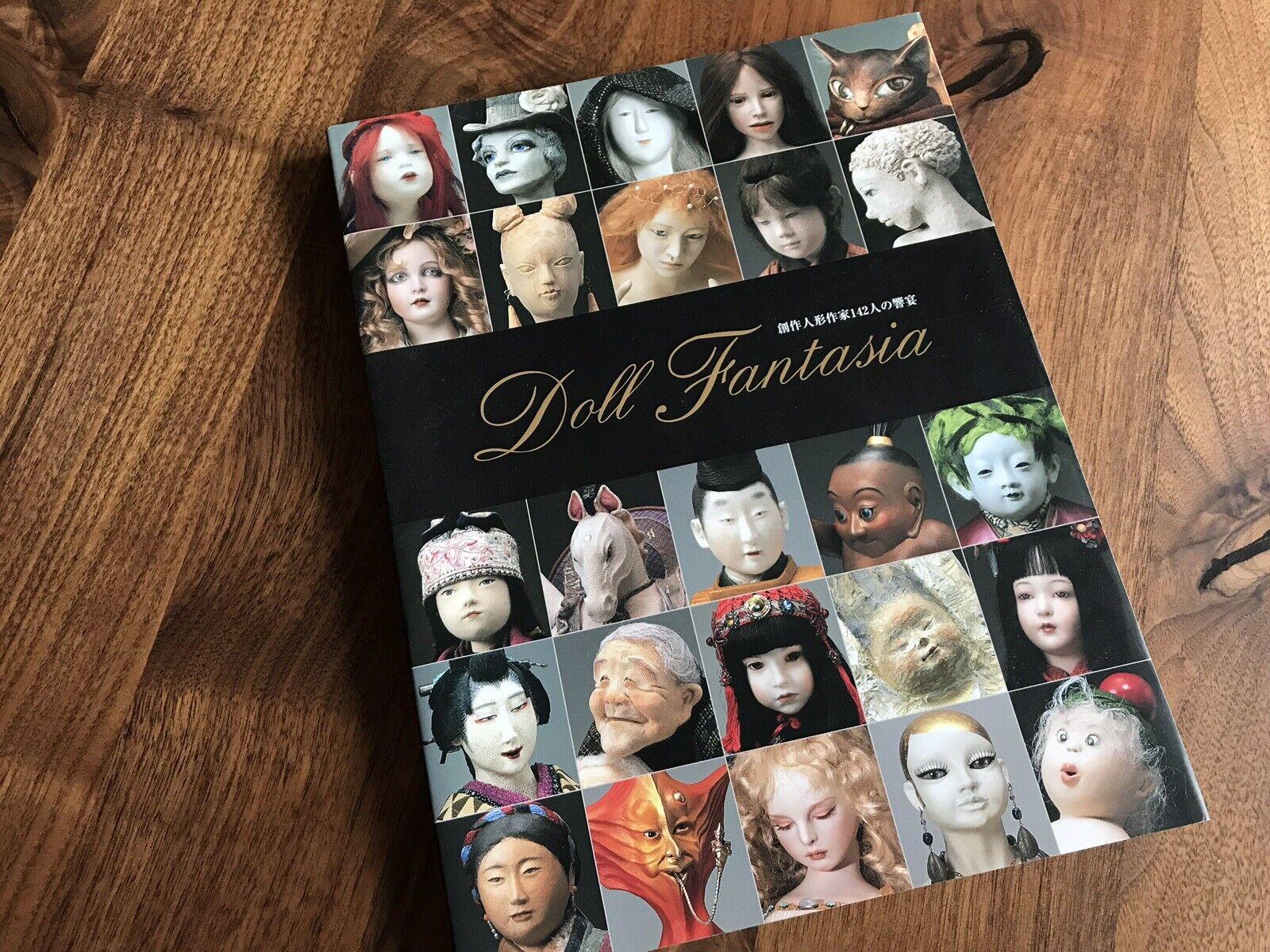Künstlerpuppe  Doll Fantasia Japan Buch NEU   Selten RARE Puppe Handarbeit